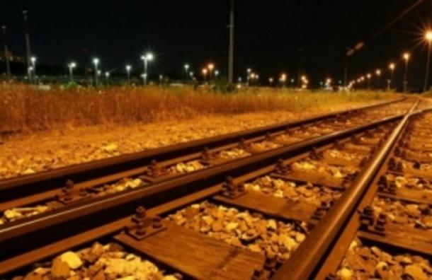 Сошел срельсов пассажирский поезд Петербург— Белгород