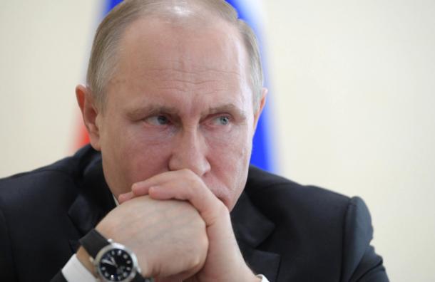 Путин: из-за чего мытеряем столько людей?