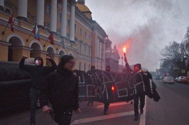 Петербургский активист рассказал опобоях вотделе полиции