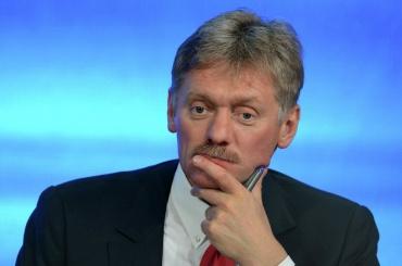 Песков нестал комментировать действия властей Кузбасса после пожара вТЦ