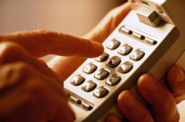 Пенсионер угрожал петербургским полицейским потелефону