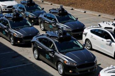 Беспилотный автомобиль впервые насмерть сбил человека