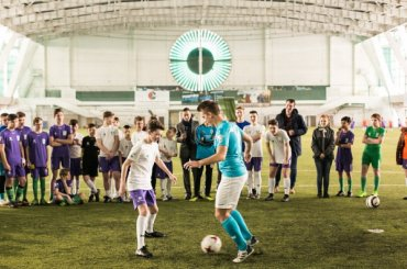НаСеверо-Западе определились лучшие футболисты среди воспитанников детских домов ишкол-интернатов