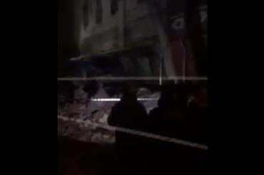 Здание обрушилось вМоскве: есть погибшие