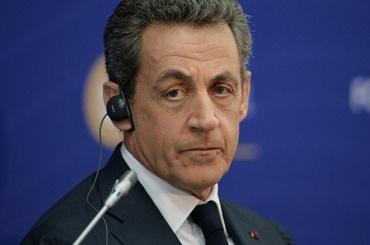 Французская полиция задержала Николя Саркози