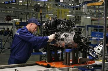 Hyundai собирается построить вПетербурге завод попроизводству двигателей