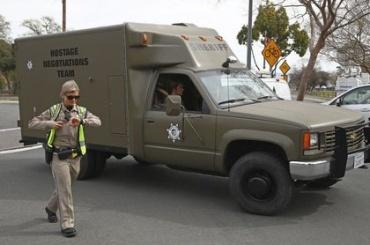 Убиты все заложники вдоме ветеранов вКалифорнии