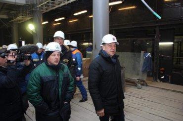 Станция «Новокрестовская» перешла впусковую стадию