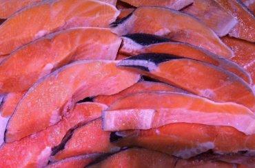 Грузовик с19 тоннами лосося пропал вШушарах
