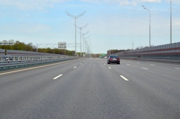 Проезд потрассе М11 Москва— Петербург будет стоить до2 тысяч рублей