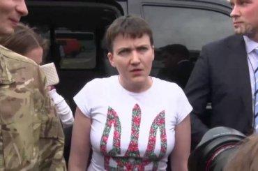 Надежду Савченко арестовали вКиеве надва месяца