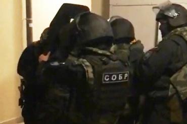 Сотрудники СОБРа задержали подозреваемого вубийстве наулице Сикейроса