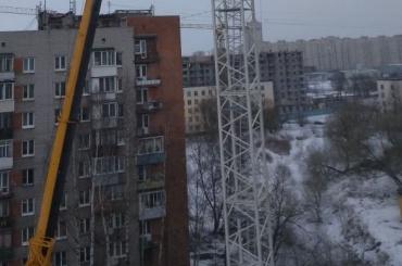 «Воину-В» пришлось оставить жилой дом без Интернета