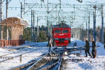 Электрички изПетербурга вСертолово обойдутся в4,5 млрд рублей