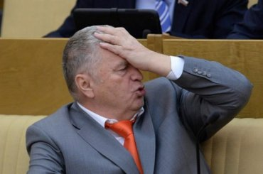 Журналист обвинил Жириновского всексуальных домогательствах