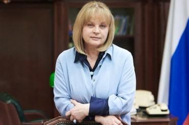 Памфилова рассказала про ложные фальсификации