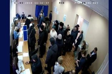 Наблюдатели сообщили о«карусели» навыборах вВасилеостровском районе