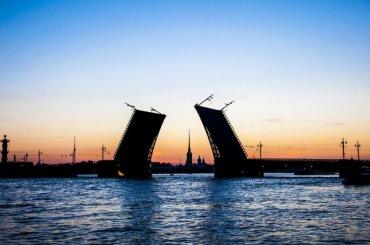 Дворцовый, Литейный иТучков мосты разведут вночь на23марта