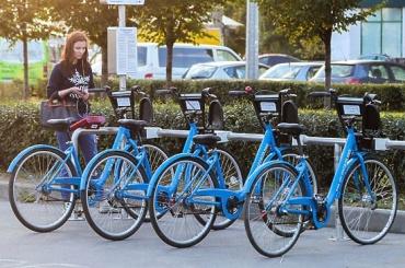 Новый вид велопроката появится вПетербурге