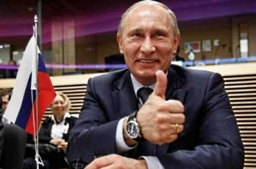 Работой Владимира Путина довольны 81% россиян
