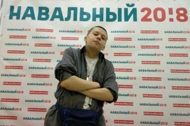 Задержан еще один волонтер штаба Навального