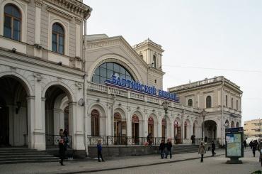 Несунов поймали наБалтийском вокзале