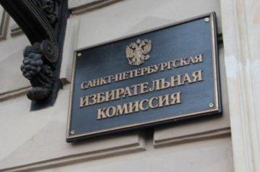 Горизбирком сообщил одвух жалобах навыборах вПетербурге