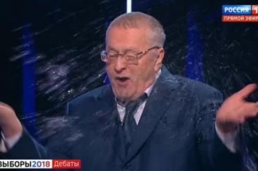 ЦИК недоволен матом Жириновского