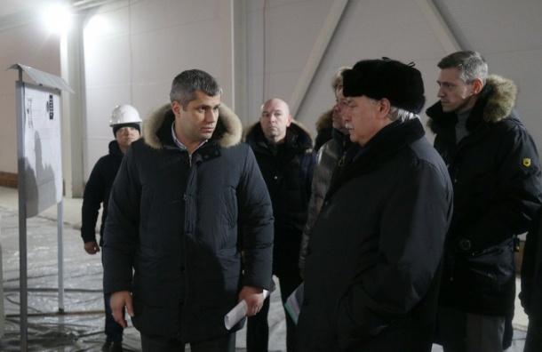 Больше зон отдыха появится ужителей Приморского района