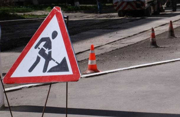 Смольный потратит почти 4 млрд рублей наремонт дорог