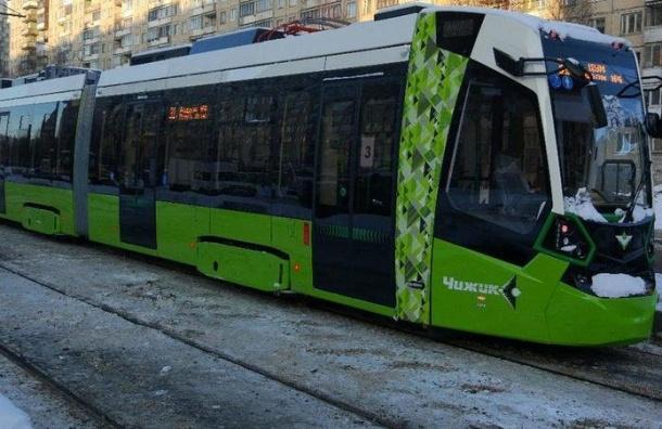 Частный трамвай «Чижик» обстреляли изпневматики
