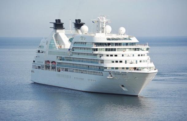 Смольный потратит €120 млн накруизное судно для новой судоходной компании