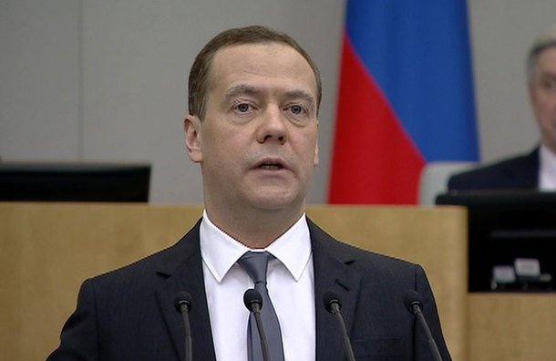 Медведев проведет совещание правительственной комиссии поимпортозамещению