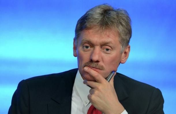 Песков: новые санкции США попрали нормы всего ився