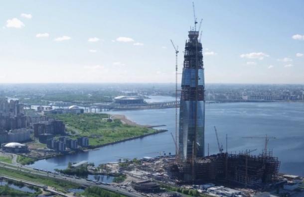 Вторую очередь Лахта Центра построит турецкая компания Renaissance Construction