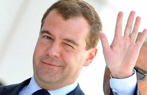 Медведев: Ситуация вэкономикеРФ безусловно стабильная