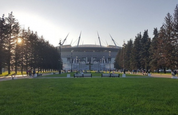 ФИФА назвала стадион наКрестовском «Спартак»