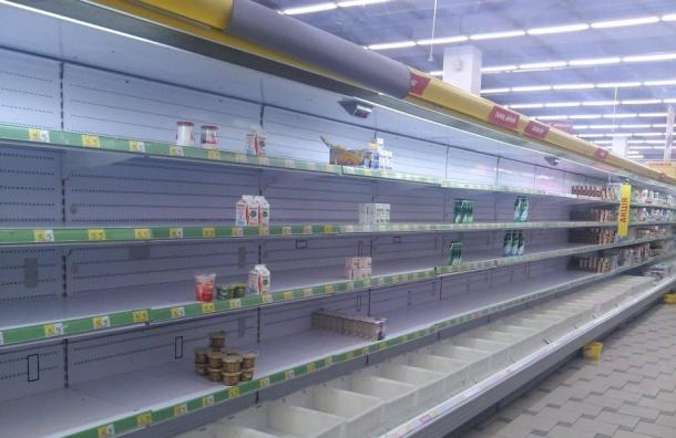 Россию может ждать дефицит продуктов