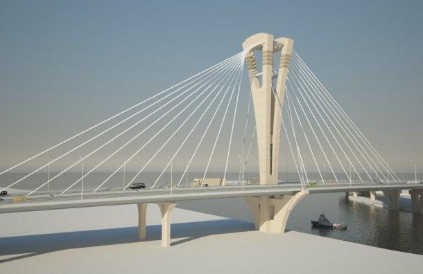 Мост Бетанкура вПетербурге откроют вмае