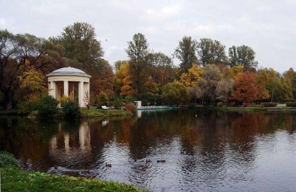 Петербург признали одним изсамых благоустроенных регионов