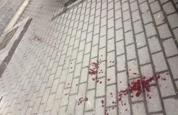 Очевидец: полиция проигнорировала поножовщину наЛенинском проспекте