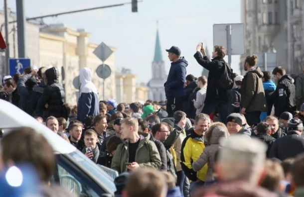 Рост протестов в2019 году спрогнозировали эксперты