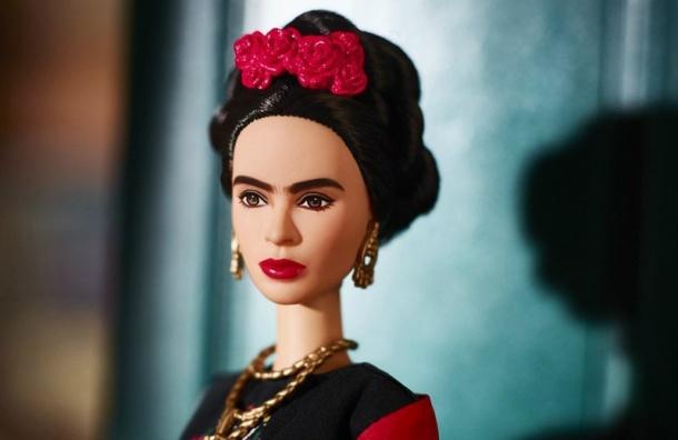 Барби вобразе Фриды Кало запретили продавать вМексике