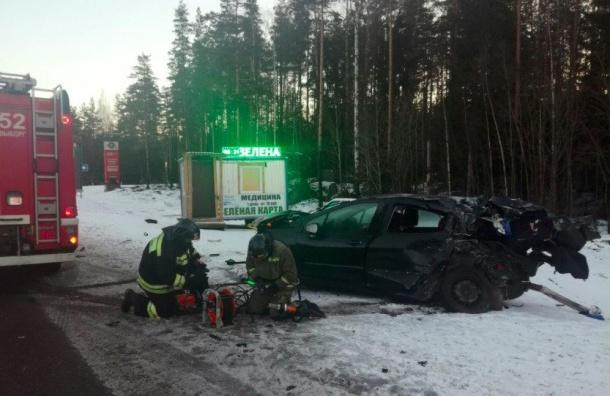 Человек погиб вутренней аварии наСкандинавии