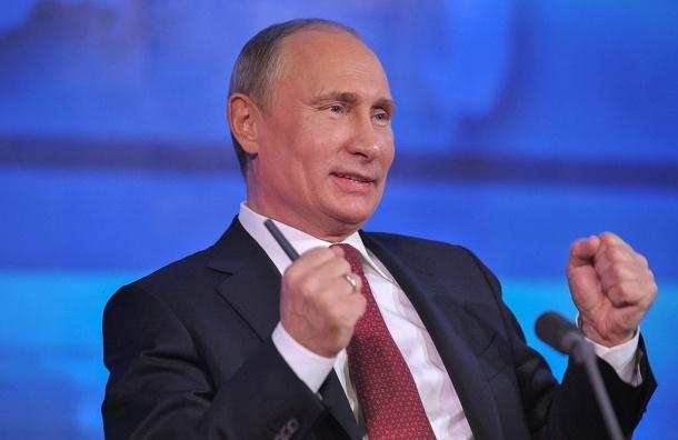 «Левада-центр»: деятельность Путина одобряют 82% россиян