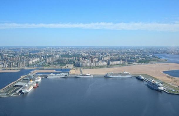 Порт наВасильевском острове будет грузопассажирским с2019 года