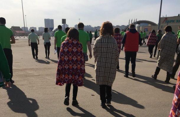 Эвакуирован «Леруа Мерлен» напроспекте Культуры