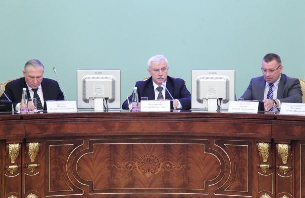 Полтавченко поручил проверить пожарную безопасность детских лагерей