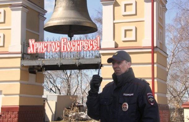 Ночные богослужения вПетербурге посетили 147 тыс. человек