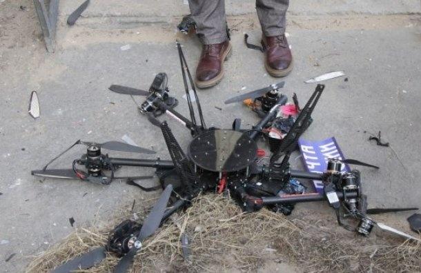 Первый беспилотник «Почты России» разбился сразу после взлета